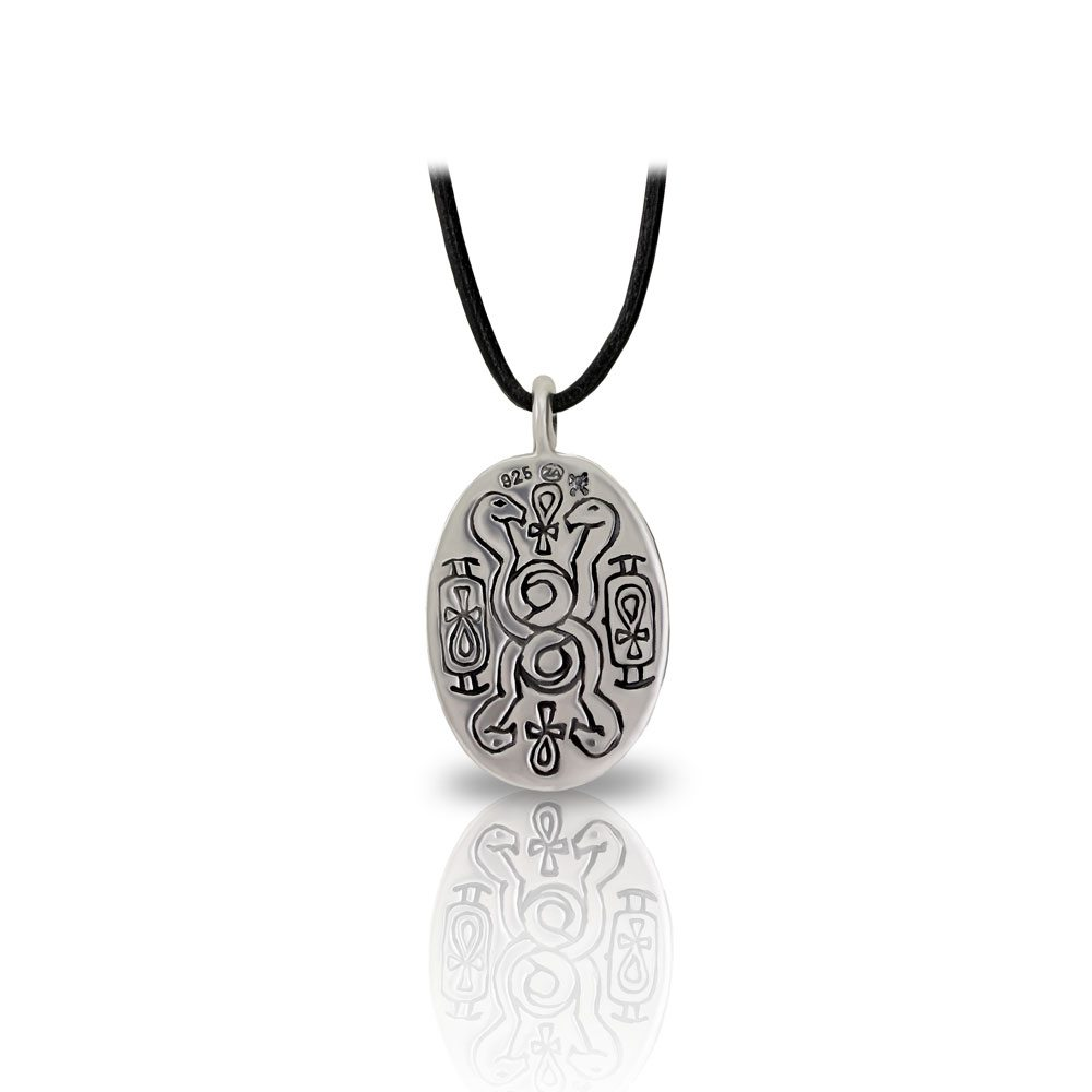 Medium silver scarab pendant scarab jewellery online medium silver scarab pendant back by scarab jewellery studio aloadofball Gallery